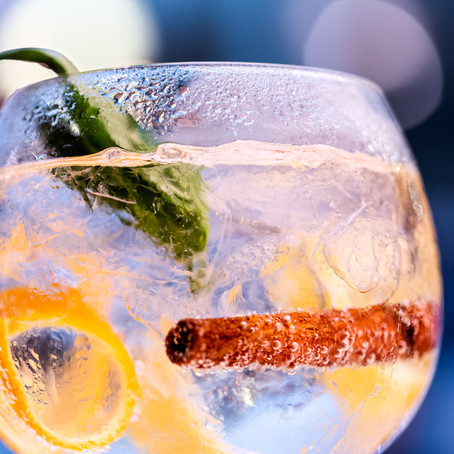 How to Incorporate Gin into your Event