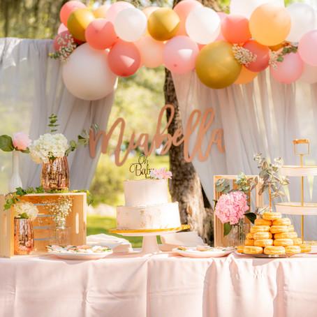 Wedding & Event Dessert Table Ideas