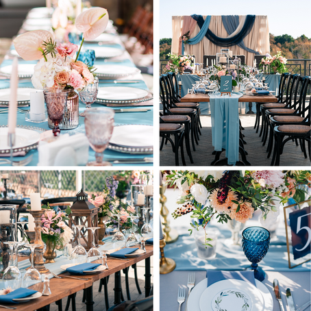 9 Of the Biggest Upcoming Wedding Colour Trends for 2021/2022