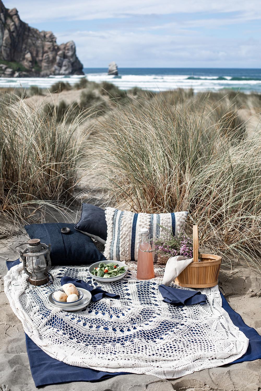 Beach picnic proposal