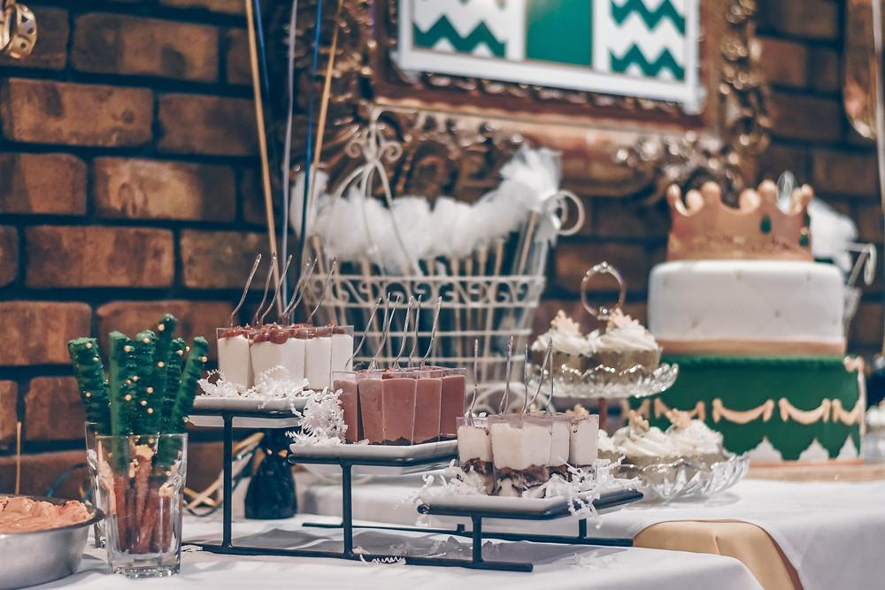 Dessert table Chritnas