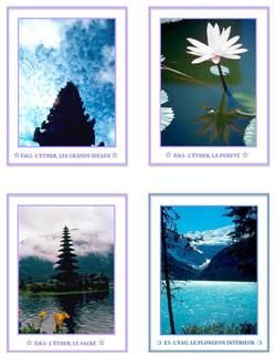 Tarot des 5 éléments