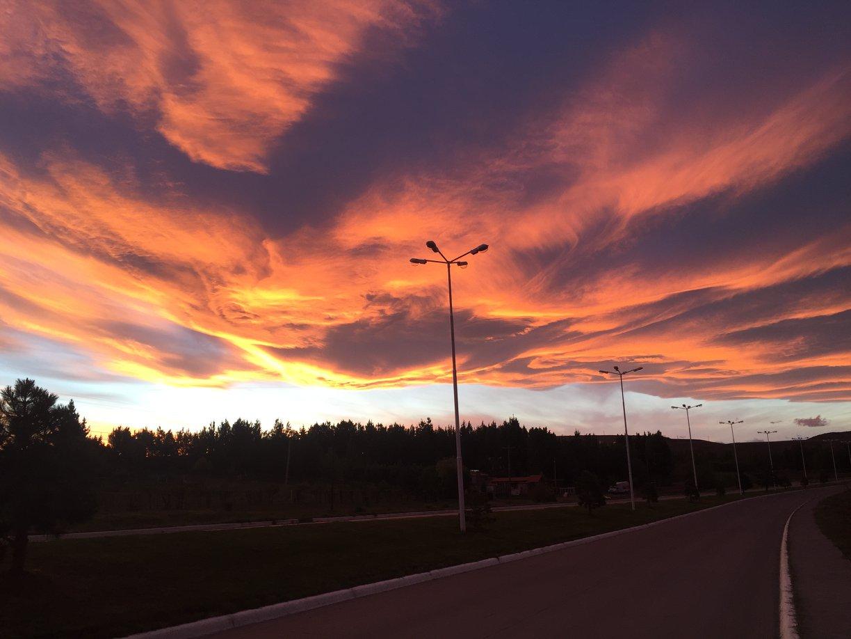 Cielos patagonicos