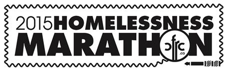 2015 Homelessness Radio Marathon