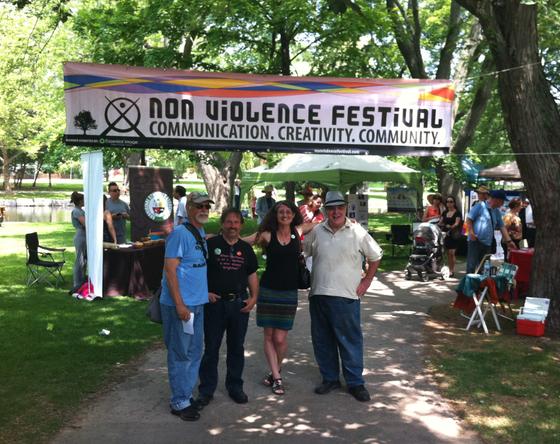 NonViolence Festival