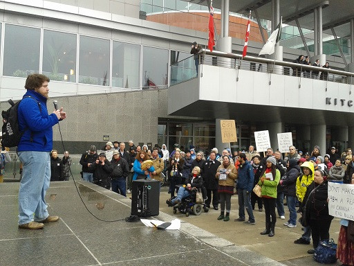 """AAP joins National """"Day of Action"""" against Bill C-51"""
