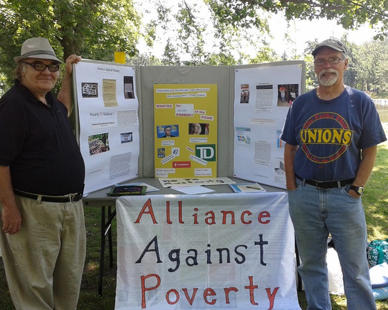 AAP at the NonViolence Festival