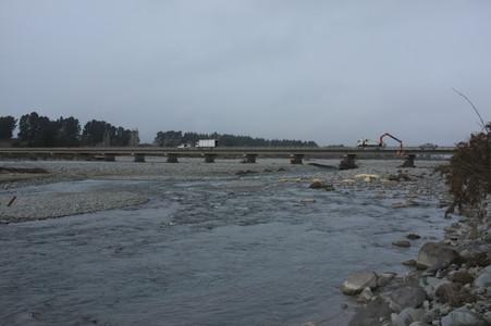 16. Rangitata river sand