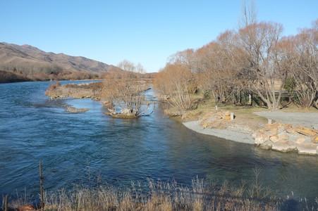 12. Waitaki River