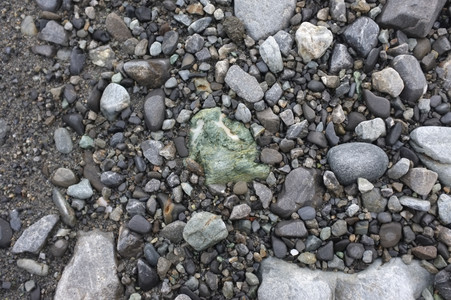23. Maruia river sand