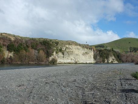 20. Hurunui River Sand & The Greta cutting