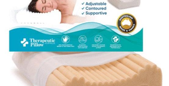 Medium Density Memory Foam Pillow