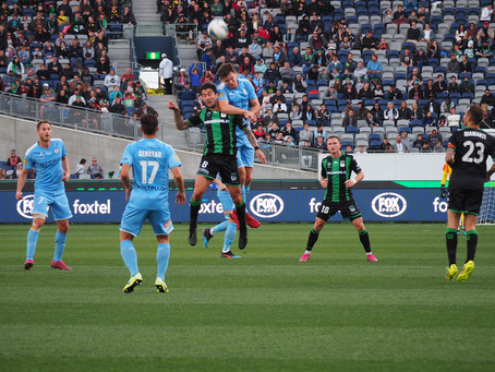 """Talking City's Talking Points: Bouncing back against our """"rivals"""""""