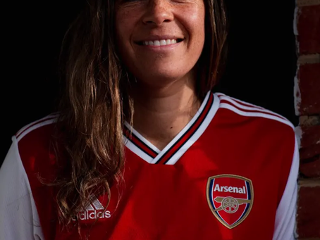 Lydia joins City contingent at Arsenal Womens FC