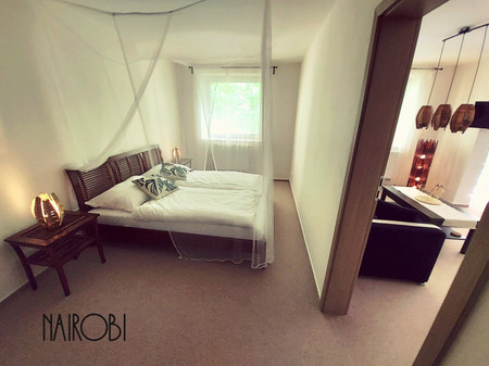 NAIROBI ložnice