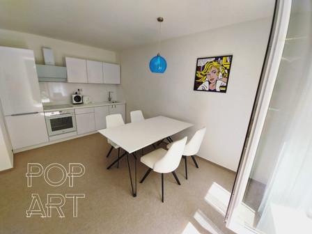 POP ART kuchyň
