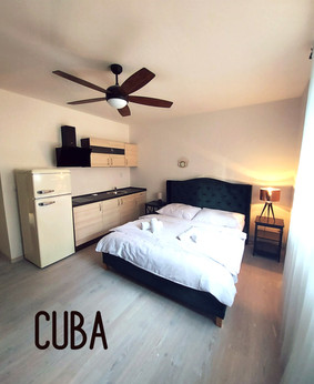 CUBA postel