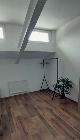 Ložnice s rozkládacími postelemi