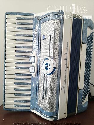 Bernelli Polka King 17.5 Teclado  Italiano