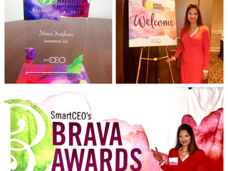 SMART CEO Honors Inoventures as a BRAVA Award Winner