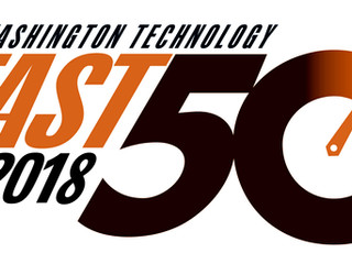 Inoventures is Recognized as a Fast 50 Company by Washington Technology