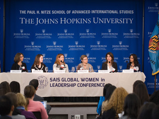 John Hopkins University's Global Women Leadership Conference features Inoventures