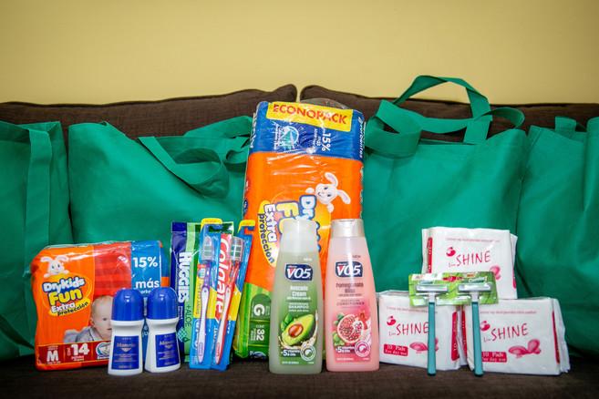 Kim Simplis Barrow - COVID19 Hygiene Kit