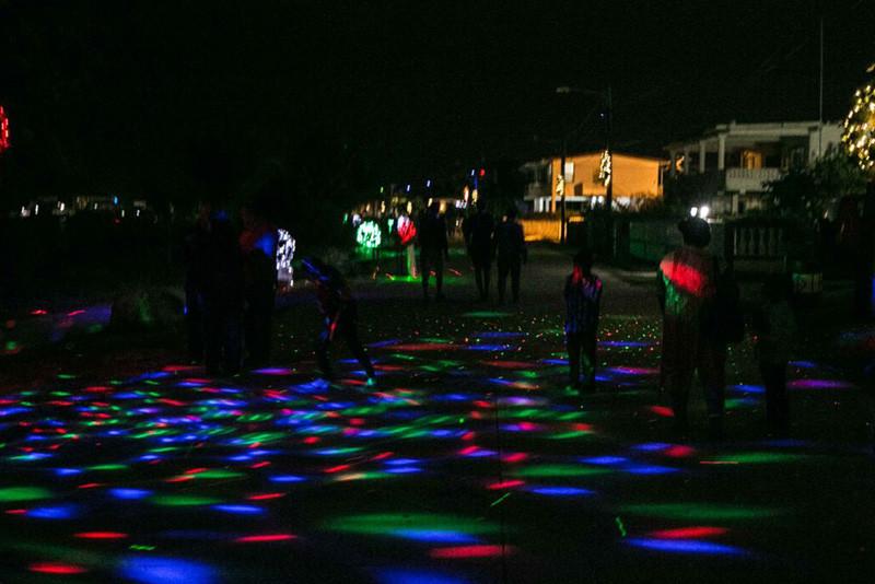 Kim Simplis Barrow - Laser Lightshow 201