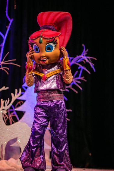 Kim Simplis Barrow - Spirit of Christmas