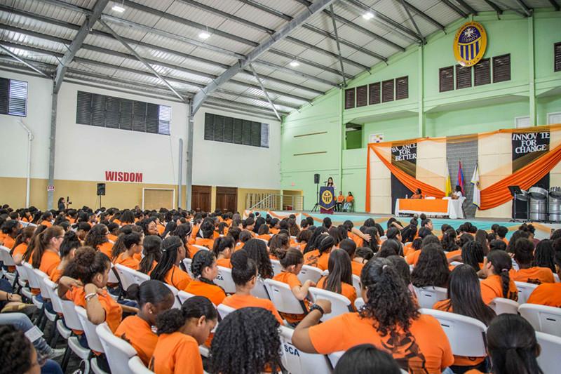 Kim Simplis Barrow - SCA Empowerment Ral