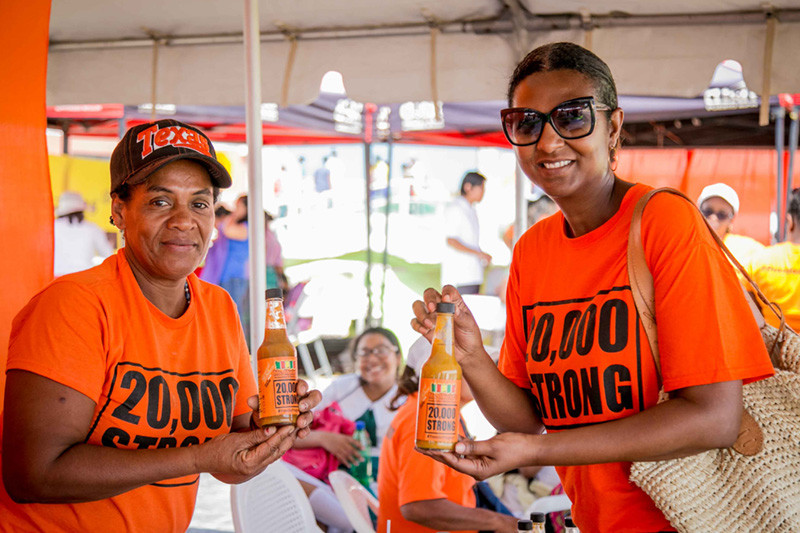 Kim Simplis Barrow - 20,000 Strong  2018