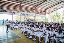 Kim Simplis Barrow - Wesley College Empo