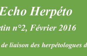 L'Echo Herpeto