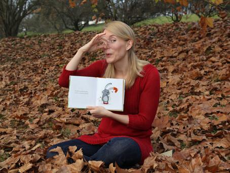 Der Weg zum eigenen Buch aus der Sicht einer Jungautorin