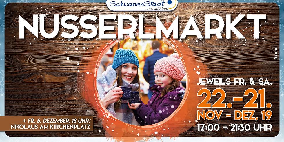 live am Nusserlmarkt Schwanenstadt