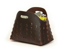 boodo leather brown scales basket.jpg