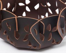 brown leather soft bowl detail.jpg
