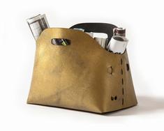 boodo leather gold plain basket.jpg