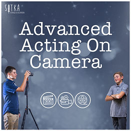 4. Spruces - Advanced Acting On Camera c