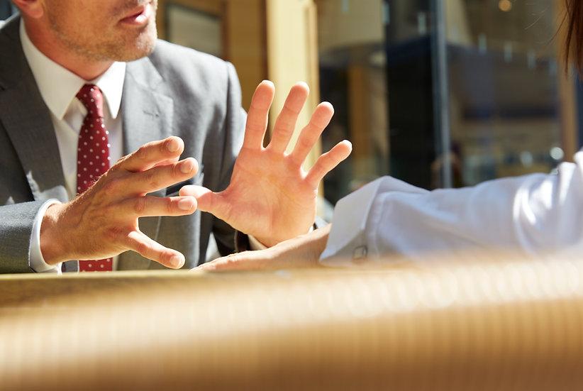 Web'n'HR® Managing Difficult Conversations