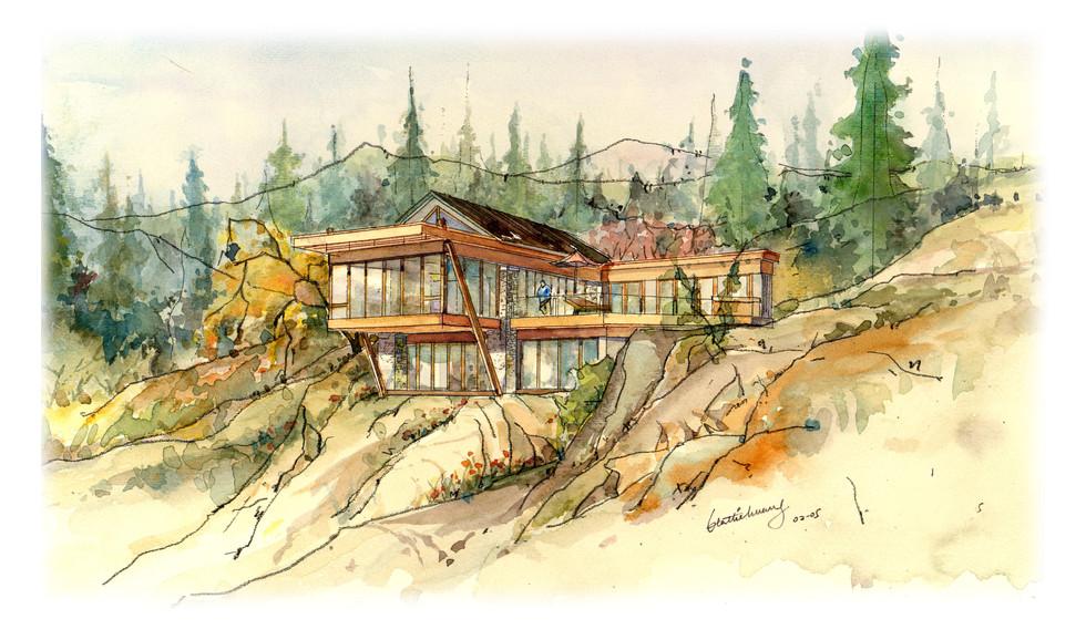OB Ridge Home Watercolor_P1_colorchange.