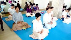 提起.放下-第四屆「佛法正能量」禪修課程(2014 OCT)