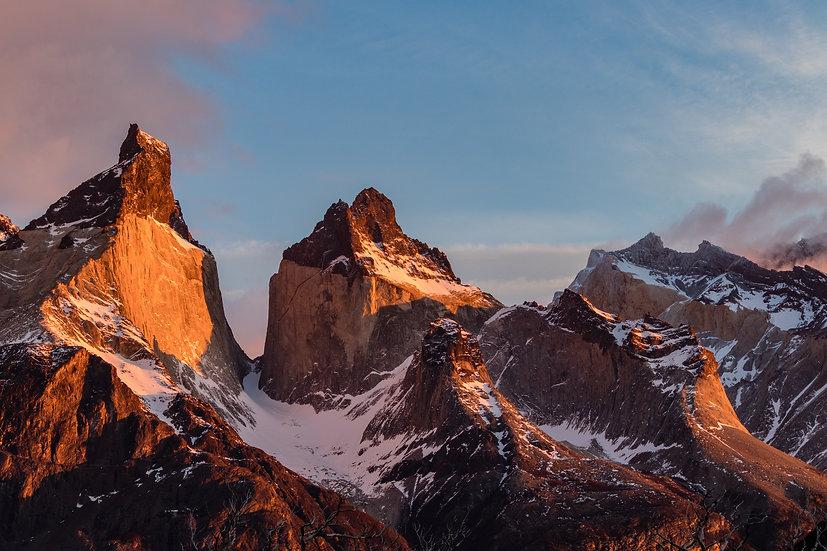 Patagônia - Cuernos del Paine II