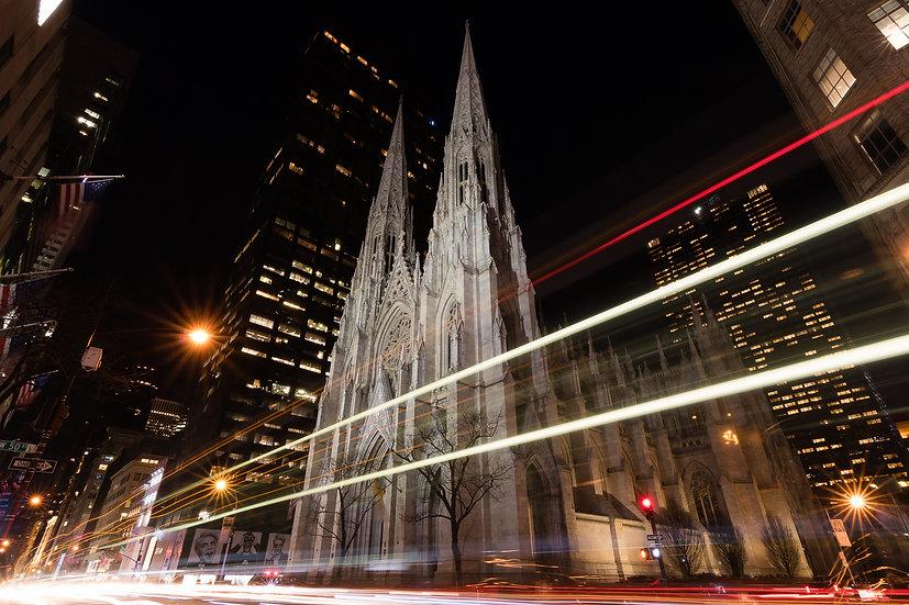 NY - St. Patrick's Cathedral