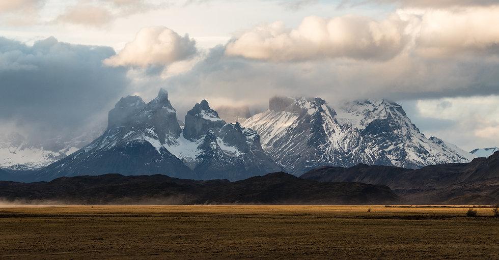 Patagônia - Cuernos del Paine I