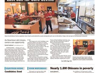 Last call: Downtown mainstay Café deVine closing