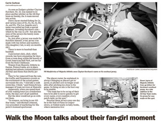 Jersey Girls: MLB's unseen sewing heroes