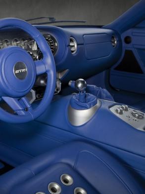 Ford GTR1 Interior