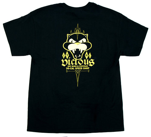 SO-CAL Speed Shop Vicious Hot Rods ,T-shirt