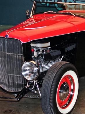 1932 Ford 75th Anniversary Deuce Roadster Front